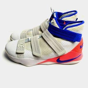 Nike LeBron Soldier 11 'Ultramarine' Mens Sneakers